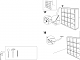 Ikea assembly Instructions for Discontinued Items Manual Ikea Expedit 149×149 Bookcase