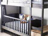 Ikea Bunk Bed with Crib Underneath 14 Ikea Hacks for Babies Nursery