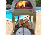 Il fornino Pizza Oven Ilfornino Professional Series Wood Burning Pizza Oven