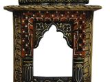 Indian Wood Carved Wall Art Indian Wooden Carved Jharoka Frame Vintage Frames Wall