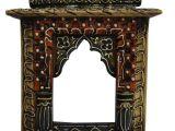 Indian Wood Carved Wall Art Uk Indian Wooden Carved Jharoka Frame Vintage Frames Wall