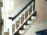 Indoor Stair Railing Kits Home Depot Canada Indoor Stair Railings Handrail Stairs astounding Spindles