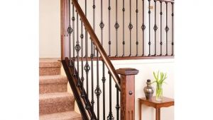 Indoor Stair Railing Kits Home Depot Canada Stair Simple Axxys 8 Ft Stair Rail Kit Stair Railing