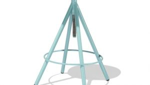 Industry West Helix Bar Stool Helix Bar Stool From Industry West Stools Pinterest