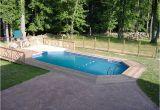 Inground Pools Louisville Ky Semi Inground Pool Swimming Pools Photos