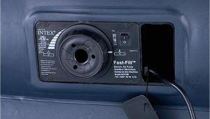 Intex Air Mattress Valve Leak Intex Queen Air Bed Mattress with Built In Electric Pump