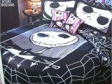 Jack Skellington Bed Set Nightmare before Christmas Bedding Car Interior Design