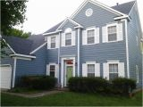 James Hardie Night Gray Sherwin Williams Sw 6235 Foggy Day Exterior Close Color Match to James