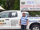 Jim S Heating and Cooling Jim Hill Heating Air Ringgold Chattanooga and East Ridge