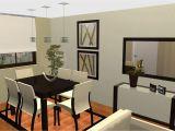 Juego De Sala Y Comedor Pequeños Decoracion De Interiores Pequeos Amazing Decoracion Interiores