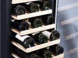 Kalamera 15 Wine Cooler Reviews What 39 S the Best 15 Inch Wide Wine Fridge Wine Cooler