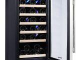 Kalamera Beverage Cooler Reviews Kalamera 30 Bottle Wine Refrigerator Detailed Review