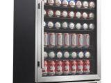 Kalamera Beverage Cooler Reviews Shop Kalamera Krc 150bv 175 Can Beverage Cooler