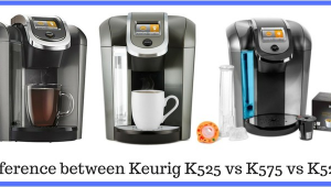 Keurig K525 Vs K575 Difference Between Keurig K525 Vs K575 Vs K525c Coffee