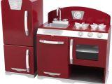 Kidkraft Large Kitchen Replacement Parts Pleasant Vintage Kitchen Set White Ks Raft Red Retro