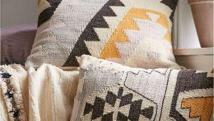Kilim Pillows Pottery Barn Arya Kilim Woven Pillow