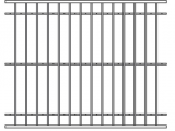 King Architectural Metal Products 74 640120 Fence Panel Modlar Com