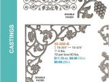 King Architectural Metals Catalogue King Architectural Metals Catalog Tattoo Design Bild
