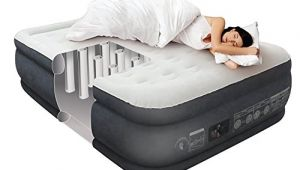 King Koil Queen Size Luxury Raised Air Mattress King Koil Queen Size Luxury Raised Air Mattress Best