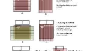 King Size Bed Dimensions Australia Throws Size Guide