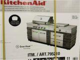 Kitchenaid 7 Burner island Grill Costco 795210 Kitchenaid 7 Burner island Grill Part