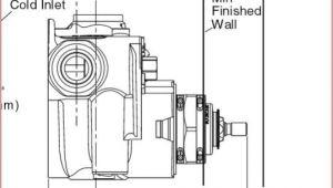 Kohler Shower Valve Rough In Depth Kohler K 2972 Shower Valve Install Doityourself Com