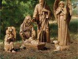 Large Outdoor Nativity Sets Hobby Lobby Half Size Poly Resin Nativity