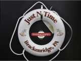 Life Ring Buoy Personalized Houseboat Graphics Boat Life Ring Custom Buoy