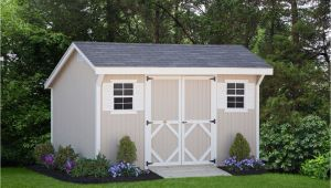 Little Cottage Co Shed Kits Saltbox Shed Kit