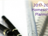 Living Well Spending Less Homeschool Planner Our Homeschool Weekly Schedule with 5 Kids Simply Convivial