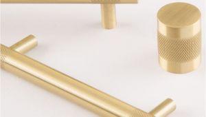 Lucite and Brass Cabinet Pulls Dawson 1 Cabinet Knob Kitchen Update Pinterest Drawer Pulls