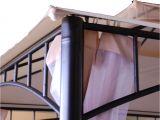 Madaga Gazebo Replacement Canopy and Netting Sunjoy Madaga Replacement Canopy and Netting Garden Winds