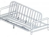 Mainstays Silver Metal Arm Futon assembly Instructions Mainstays Metal Arm Futon assembly Instruction Bm