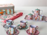 Matilda Jane Tea Set Picnic Tea Party Set Magnolia Market Chip Joanna