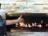 Mendota Direct Vent Gas Fireplace Reviews Mendota Linear Direct Vent Gas Fireplace Modern Ml47