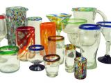 Mexican Hand Blown Drinking Glasses Drinking Glasses Mexican Hand Blown Glass for Your Bar