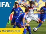 Mexico Vs Belgium Full Highlights Highlights Croatia V Germany Fifa U17 World Cup Chile 2015 Youtube