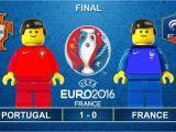 Mexico Vs Belgium Video Highlights Euro 2016 Final Portugal Vs France 1 0 Film In Lego Football