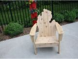 Michigan Shaped Adirondack Chairs Michigan State Adirondack Chair Google Search Auction