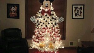 Mickey Mouse Christmas Tree Kit Disney Christmas Tree Ideas Popsugar Moms