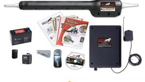Mighty Mule Gate Opener Troubleshooting Mighty Mule Heavy Duty Dual Swing Automatic Gate Opener Access