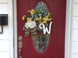 Monogram Front Door Decoration Exquisite Monogram for Front Door Monogram Letters for