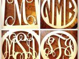 Monogram Letters for Front Door Kirklands Monogrammed Letter for Front Door Image 0 Monogram Letters