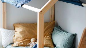 Montessori Floor Bed Ikea Hausbett Fur Kinder Children Room Pinterest Room Kid Beds A Bed