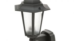 Motion Coach Lights Home Depot Cci 18 In Black Motion Activated Outdoor Die Cast Coach