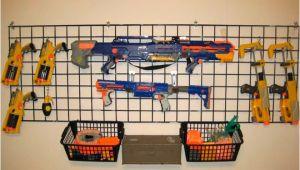 Nerf Gun Storage Rack Ready Aim Tidy 8 Ways to Store Nerf Guns Mum 39 S Grapevine