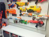 Nerf Gun Storage Wall Ideas Best 25 Nerf Gun Storage Ideas On Pinterest Nerf