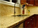 New Venetian Gold Granite with Glass Tile Backsplash New Venetian Gold Granite for the Kitchen Backsplash Ideas