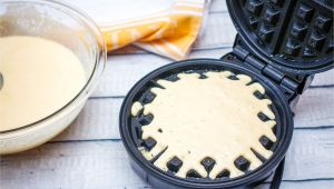 Non toxic Waffle Maker How to Clean An Electric Waffle Maker