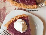 Okinawan Purple Sweet Potato Pie Stokes Purplea Sweet Potato Pie Recipe Itsyummi Com